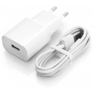 شارژر اصلی شیائومی و کابل تایپ سی | Original Xiaomi Charger + Type-C Data Cable