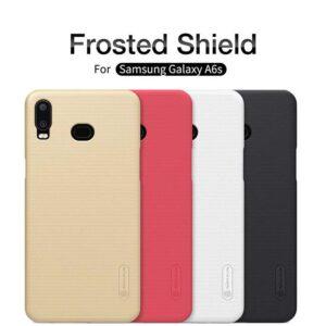 قاب فراستد شیلد نیلکین سامسونگ Nillkin Super Frosted Shield Matte Case | Galaxy A6s
