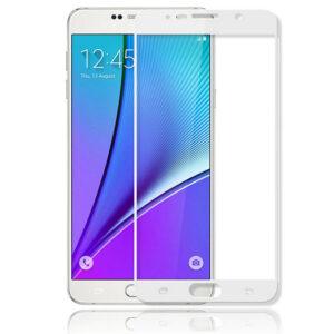 محافظ صفحه تمام چسب سامسونگ MB Full Coverage 5D Glass | Galaxy Note 5