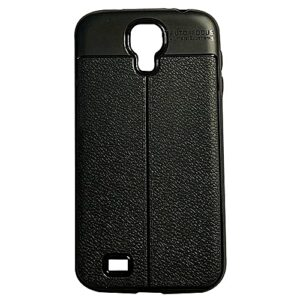 قاب اتو فوکوس سامسونگ Litchi Leather Pattern Auto Focus Case | Galaxy S4