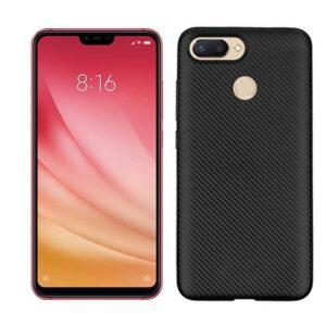 قاب ژله ای شیائومی Baseus Carbon Fiber Case Xiaomi Mi 8X | Mi 8 Lite | Mi 8 Youth