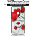 قاب طرح دار شیائومی WK Girls Design Floral Painted Case | Xiaomi Redmi Note 5 pro