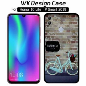 قاب محافظ مات آنر Bicycle Design Matte Case P Smart 2019 | Honor 10 Lite