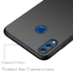 قاب ژله ای نرم مات آنر TPU Ultra-Thin Soft Silicone Matte Cover | Honor 8X