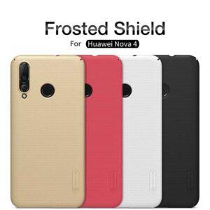 قاب فراستد شیلد نیلکین هواوی Nillkin Frosted Shield Matte Case | Huawei Nova 4