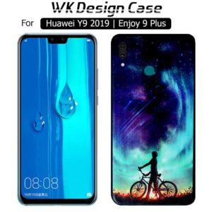قاب محافظ هواوی Bright Sky Printed Matte Case Huawei Y9 2019 | Enjoy 9 Plus