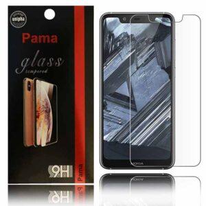 محافظ نمایشگر شیشه ای نوکیا 9H Screen Protector Glass Nokia X5 | Nokia 5.1 Plus