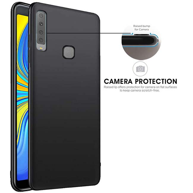 قاب محافظ ژله ای سامسونگ Remax TPU Cover Galaxy A9 2018 | A9s | A9 Star Pro