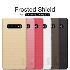 قاب فراستد شیلد نیلکین سامسونگ Nillkin Frosted Shield Matte Case | Galaxy S10