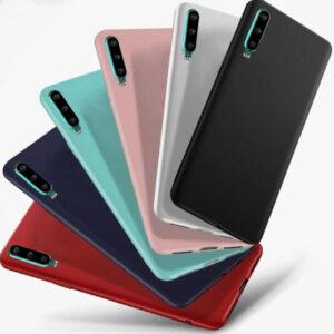 قاب محافظ ژله ای مات هواوی TPU ُSoft Silicone Slim Matte Cover | Huawei P30