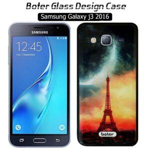 قاب محافظ طرح سرامیک سامسونگ Boter Eiffel Design Case | Galaxy j3 2016