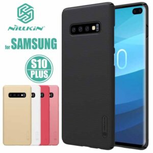 قاب محافظ نیلکین سامسونگ Nillkin Super Frosted Shield Matte Case | Galaxy S10 Plus