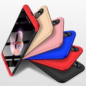 قاب محافظ 360 درجه شیائومی GKK 3 in 1 Full Body Case Xiaomi Mi 6X | Mi A2