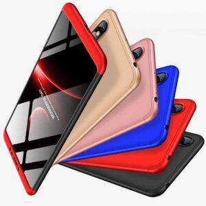قاب محافظ سه تیکه شیائومی GKK Full Protection 3 in 1 Fit Case | Xiaomi Mi Max 3