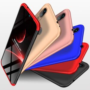 قاب گوشی سه تیکه شیائومی GKK Full Coverage 3 in 1 Case | Xiaomi Redmi Note 7