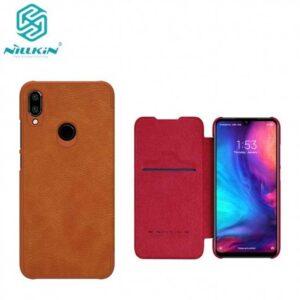 کیف محافظ نیلکین شیائومی Nillkin Flip PU Leather Qin Cover | Xiaomi Redmi Note 7