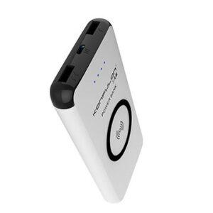 پاور بانک وایرلس کانفلون | Konfulon M12W Wireless Power bank 10000mAh