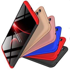 قاب محافظ سه تیکه آنر GKK Original 360 Full Protection Case   Honor 10 Lite