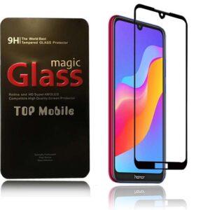 محافظ صفحه نمایش تمام چسب آنر Magic 5D Full Coverage Glass | Honor Play 8A