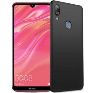 قاب محافظ ژله ای هواوی TPU Soft Silicone Ultra Slim Case | Huawei Y7 Prime 2019