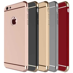 قاب اصل جویروم آیفون JOYROOM Ling Series Electroplating Case | iphone 6 Plus