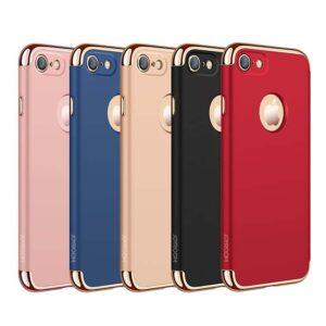 قاب جویروم اوریجینال اپل JOYROOM Ling Series Three-Part Case | iphone 8