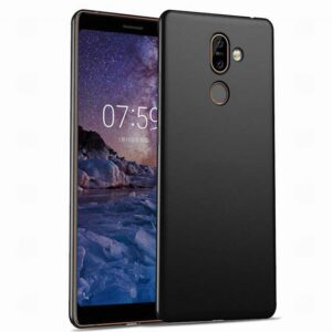 قاب محافظ ژله ای نرم نوکیا TPU ُSoft Silicone Ultra-Thin Matte Case | Nokia 7 Plus