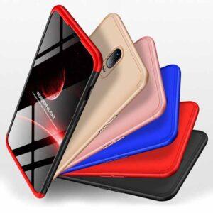 قاب اصلی سه تیکه وان پلاس GKK Original 3 in 1 Full Cover | OnePlus 6T