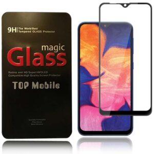 محافظ نمایشگر پوشش منحنی سامسونگ Magic Curved Glass Guard | Galaxy A10