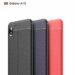 قاب محافظ طرح چرم سامسونگ Auto Focus TPU Silicone Texture Case | Galaxy A10