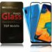 محافظ صفحه شیشه ای پوشش منحنی سامسونگ Magic Full 5D Glass | Galaxy A30