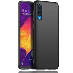 قاب ژله ای مات سامسونگ TPU Slim Shockproof Matte Back Cover   Galaxy A50