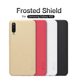 قاب نیلکین مدل فراستد شیلد سامسونگ Super Frosted Shield Nillkin Case   Galaxy A50