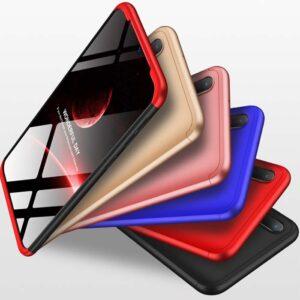 قاب اصلی سه تیکه فول سامسونگ GKK Original 3in1 Cover | Galaxy M10