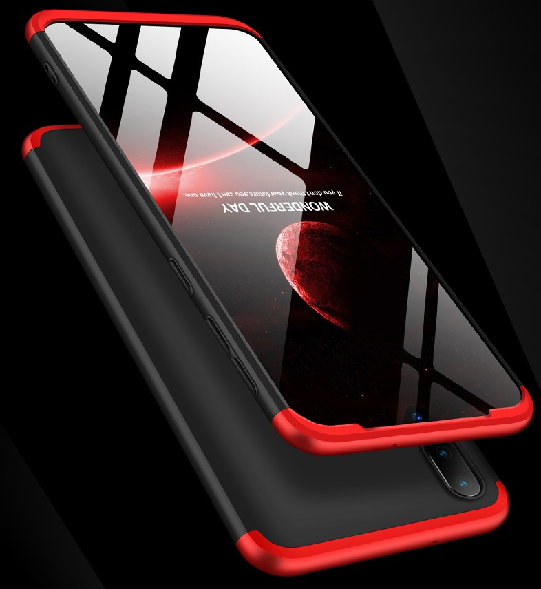 قاب اصلی سه تیکه فول سامسونگ GKK Original 3in1 Cover   Galaxy M10
