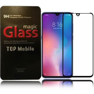 محافظ صفحه نمایش تمام چسب شیائومی Magic 5D Full Coverage Glass | Xioami Mi 9 SE