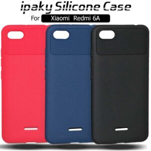 قاب محافظ سیلیکونی شیائومی ipaky Silicone ShockProof Case | Xiaomi Redmi 6A
