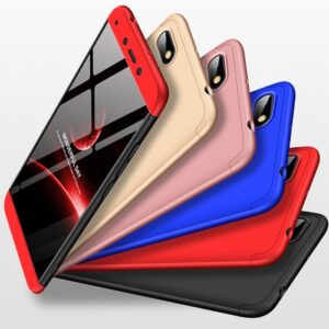 قاب فول سه تیکه شیائومی GKK Original 360 Full Protection Case | Xiaomi Redmi 6A