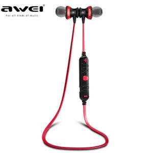 هندزفری بلوتوث آوی Awei Bluetooth CVC Metal Bass Headset | A980BL