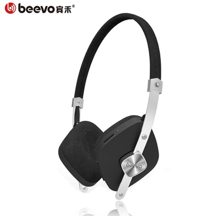 هدفون بلوتوث بیوُو Beevo Wireless With CSR Chip Headphone | V6