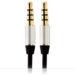 کابل انتقال صوت ارلدام Earldom 24K Gold Plated Plug 3.5mm Audio Cable | ET-AUX15