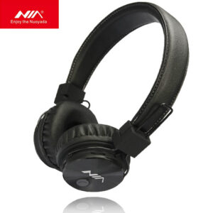 هدفون بلوتوث نیا NIA Stereo TF Card FM Radio Headphone | X3