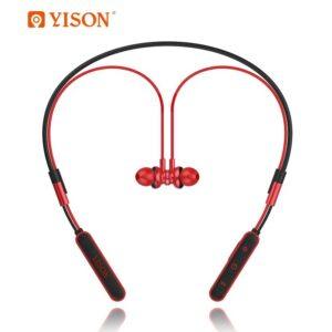 هندزفری بلوتوث گردنی وایسون YISON Sport With Mic Wireless Earphone | E3