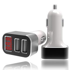 شارژر فندکی فست سیوکورپس Ciyocorps Cigarette Lighter 3.1A Quick Charger   ES-15S