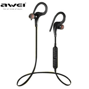 هندزفری بلوتوث آوی Awei Casque BT V4.0 Whit Microphone Running Headset | A890BL