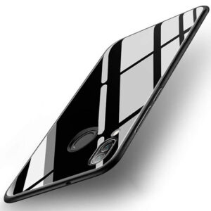 قاب براق پشت طلقی سامسونگ TPU Bright Glass Pattern Case | Galaxy A20