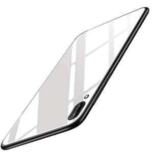 قاب براق پشت طلقی سامسونگ TPU Temepred Glass Pattern Case | Galaxy M10