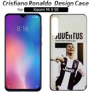 قاب کریستیانو رونالدو شیائومی WK Cristiano Ronaldo Design Case | Xiaomi Mi 9 SE