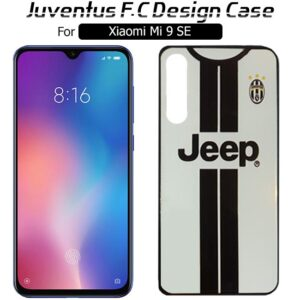 قاب محافظ براق یوونتوس شیائومی WK Design Juventus Case | Xiaomi Mi 9 SE