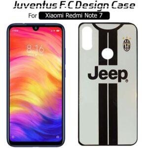 قاب براق یوونتوس شیائومی WK Design Juventus Case | Xiaomi Redmi Note 7